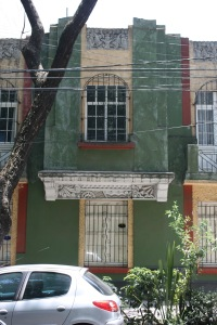 Art Deco house, Condesa