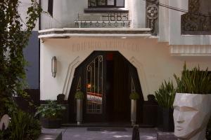 Edificio Tehuacan, Avenida Mexico 188